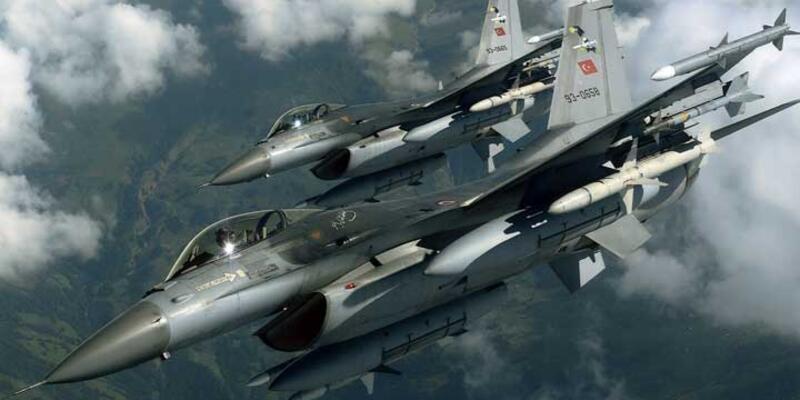 Nusaybin'deki operasyonda savaş uçakları mı kullanıldı?