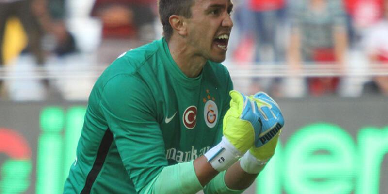 Galatasaray'a Muslera müjdesi