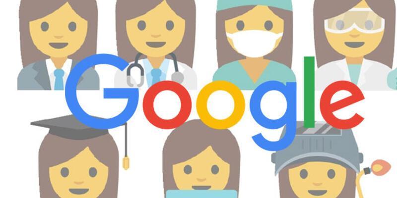Google'dan 'çalışan kadın' emojisi