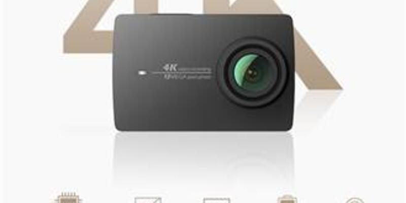 Xiaomi'den yeni aksiyon kamerası