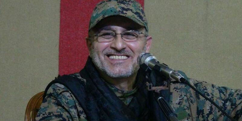 Hizbullah'ın askeri kanadının lideri Suriye'de öldürüldü