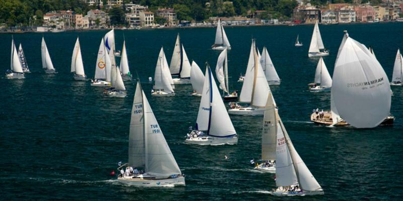 BMW Bosphorus Sailing Fest 5. yılında