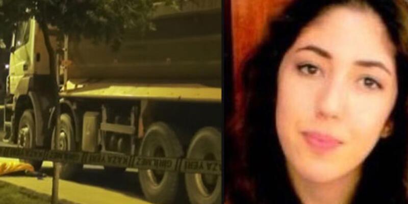 Üniversiteli Şule'ye çarpan kamyon şoförü serbest