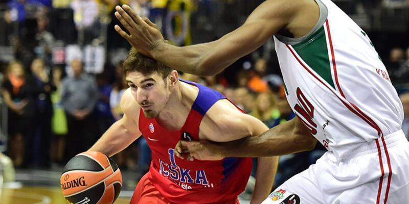 MVP istedi CSKA finale yükseldi