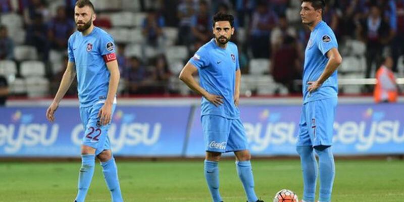 Trabzonspor'a tarihi darbe