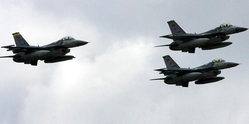 PKK'nın 98 hedefi imha edildi