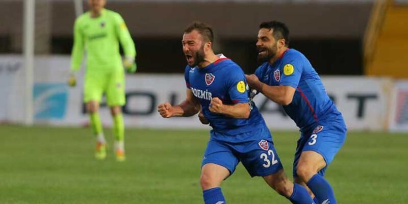Kardemir Karabükspor Spor Toto Süper Lig'de