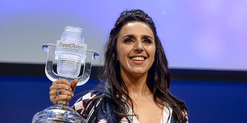2016 Eurovision'u Ukrayna kazandı