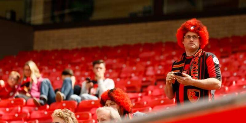 Manchester United - Bournemouth maçı iptal oldu