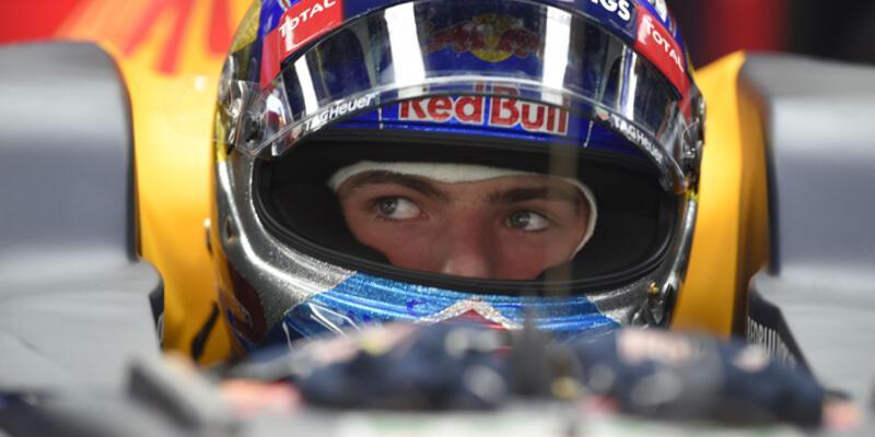 Verstappen F1 tarihine geçti