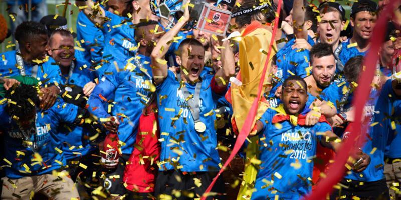 Belçika'da şampiyon Club Brugge oldu