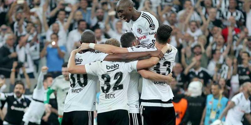 'Artık her sene Beşiktaş'