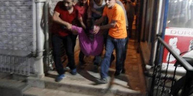 Gazi Mahallesi'nde bir kadın evinin balkonunda vurularak öldü