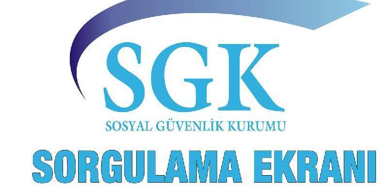 T.C. Kimlik No ile SSK-SGK Prim sorgulama ve Hizmet dökümü alma işlemleri