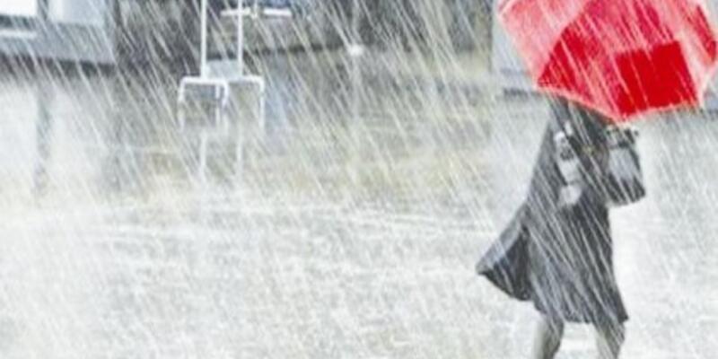 Meteoroloji'den sağanak yağış uyarısı! Hava durumu nasıl olacak? (16.05.2016)