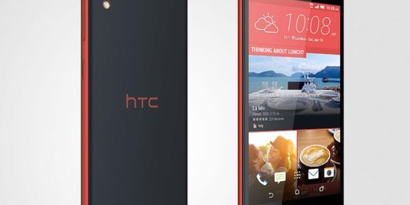 HTC Desire 628'in ilk görüntüleri