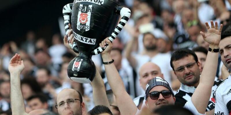 Beşiktaş kupasını perşembe günü alacak