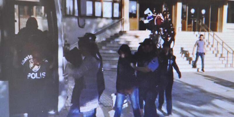 Fuhuş operasyonunda yakalanan 21 kişi adliyeye sevk edildi