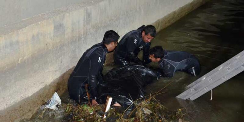 22 yaşındaki kadın sulama kanalında ölü bulundu