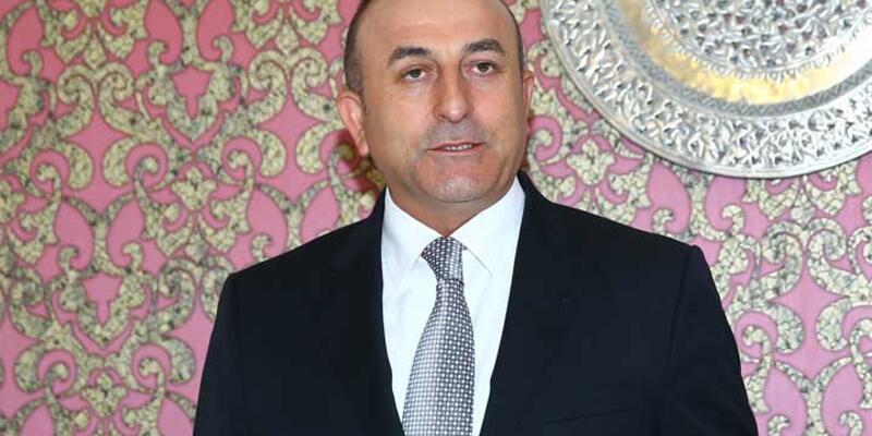 Çavuşoğlu'ndan AB'ye 'teröre destek' suçlaması