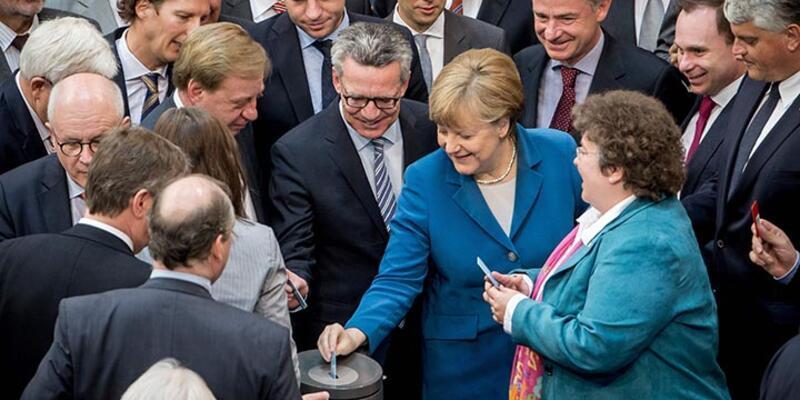 """Almanya ile """"Ermeni soykırımı"""" krizi yolda"""