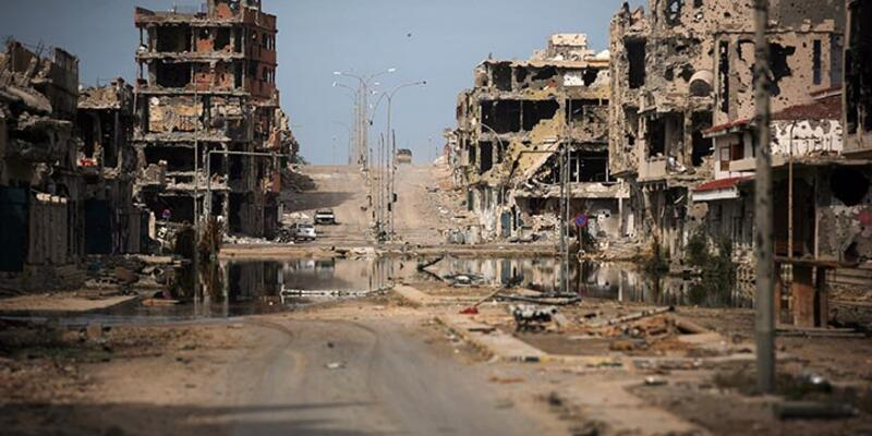 ABD'den Libya'ya silah verme açıklaması