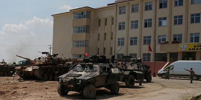 Nusaybin'de PKK saldırısı: 9 yaralı