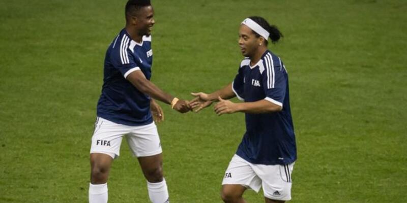 Antalyaspor Ronaldinho ile prensipte anlaştı