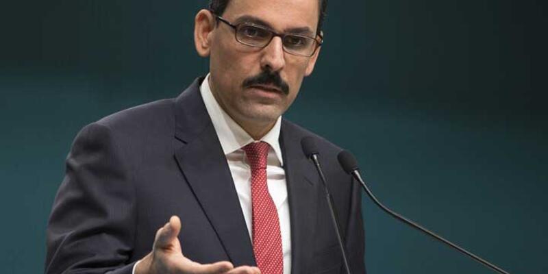 İbrahim Kalın açıkladı: Başbakan, Cumhurbaşkanı'na veda ziyaretinde bulunacak