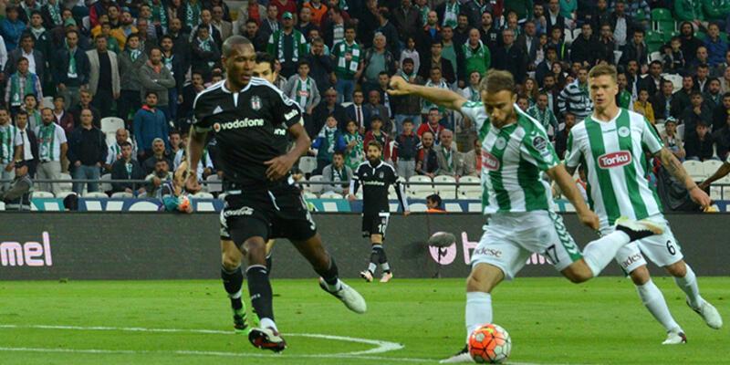 Beşiktaş sezonu mağlubiyetle kapadı