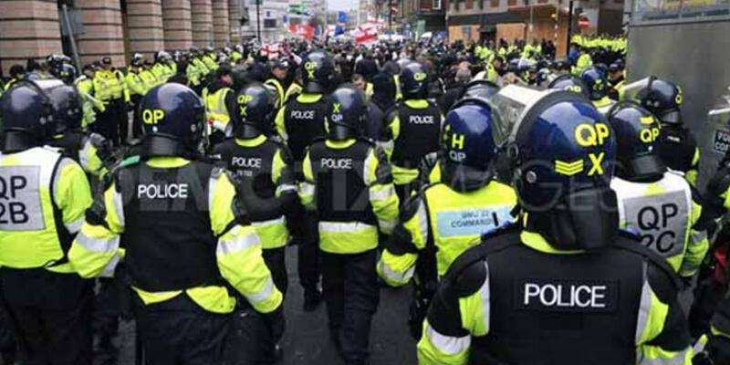 İngiltere-Türkiye maçı öncesi güvenlik endişesi
