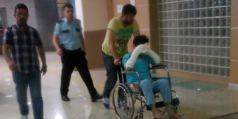 Kartal'da oğlunu öldüren baba tutuklandı