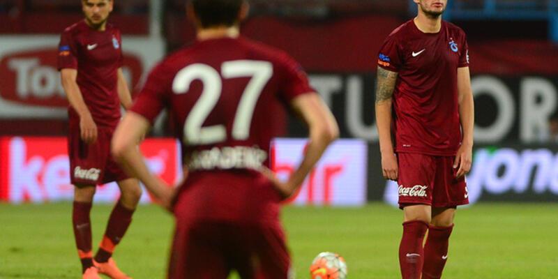 Trabzonspor evinde fark yedi