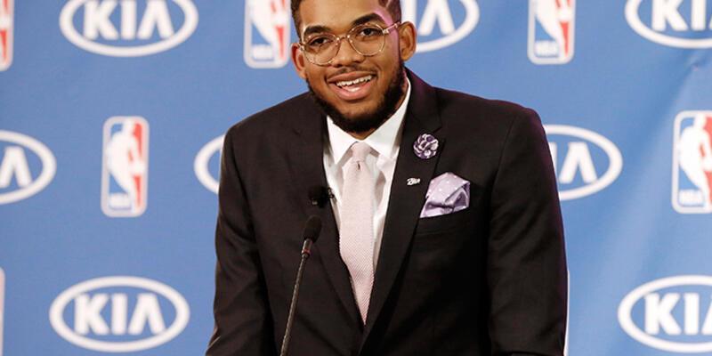 NBA'de yılın en iyi çaylak 5'i