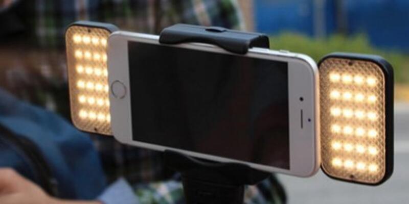 Dünyanın en gelişmiş selfie çubuğu!