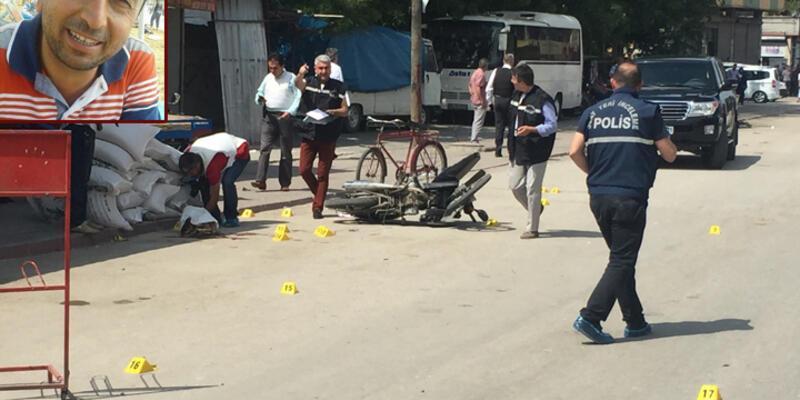 Adana'da sivil polise silahlı saldırı