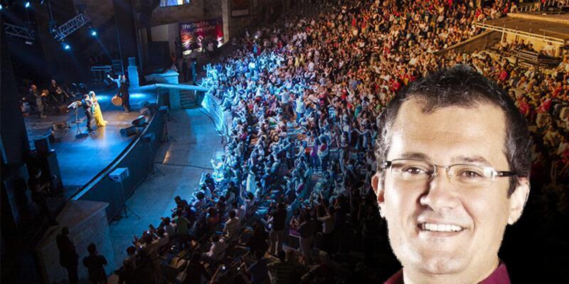 Harbiye Cemil Topuzlu Açıkhava Tiyatrosu yıkılıyor