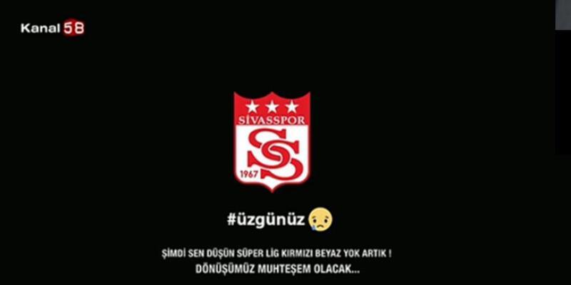 'Şimdi sen düşün Süper Lig'