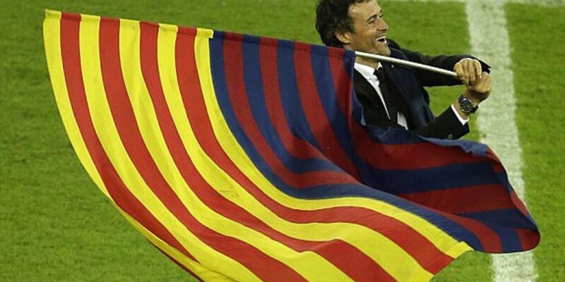 Katalonya bayrağı yasağı kaldırıldı