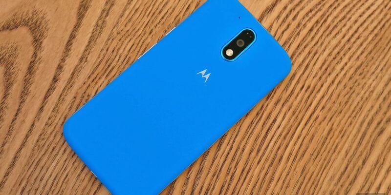 Motorola Moto G4 Plus'ı tanıttı