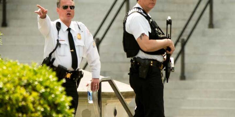 Beyaz Saray yakınında ateş açan kişi vurularak yakalandı