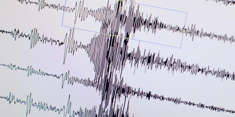 Ege Denizi'nde ve Yunanistan'da deprem