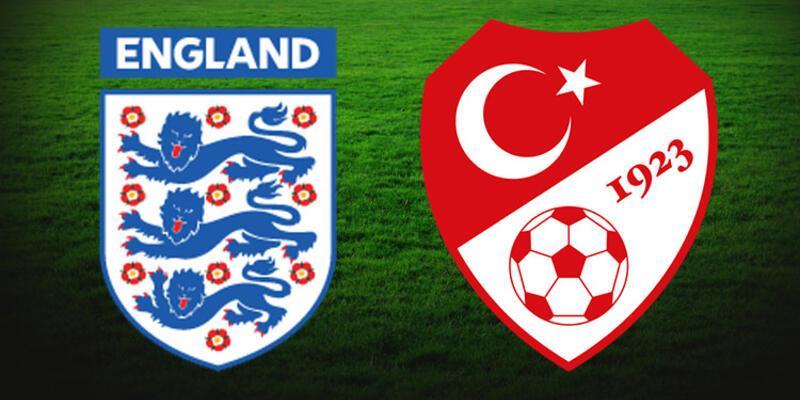 İngiltere - Türkiye maçı saat kaçta hangi kanalda?