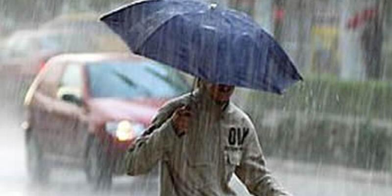 Meteoroloji'den İstanbul için çok şiddetli sağanak uyarısı