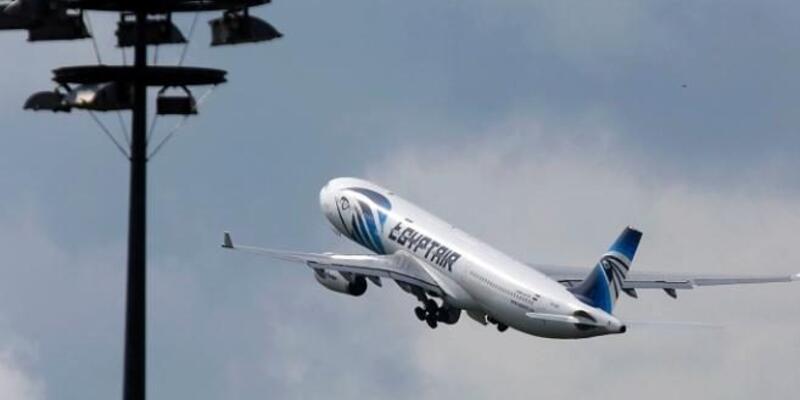 Düşüşten önce Egyptair uçağında duman tespit edilmiş