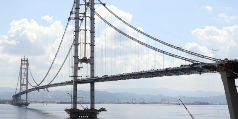 Körfez köprüsü Ramazan'a hazırlanıyor