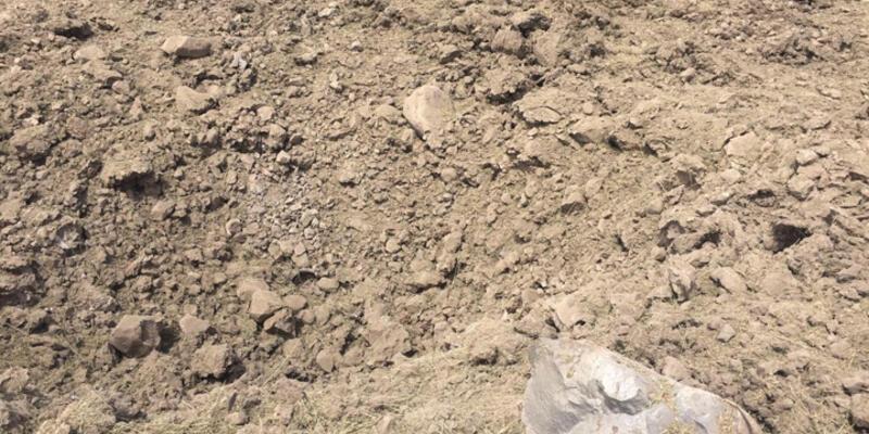 Diyarbakır'da PKK'nın bomba yüklü traktörü ele geçti