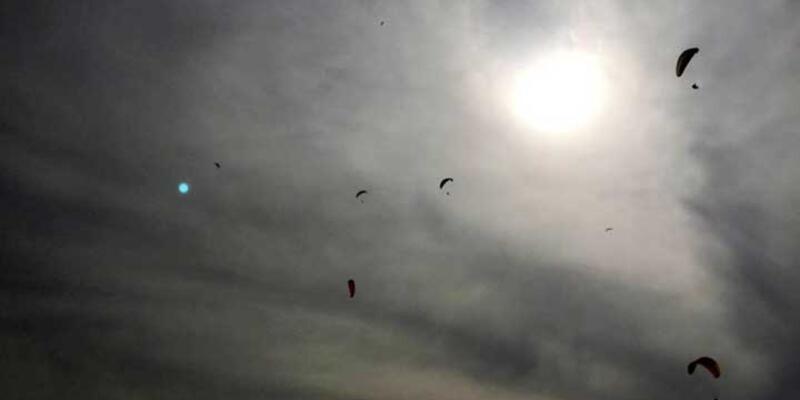 THY pilotlarının 'gördük' dedikleri UFO'yu fotoğrafladığını iddia etti