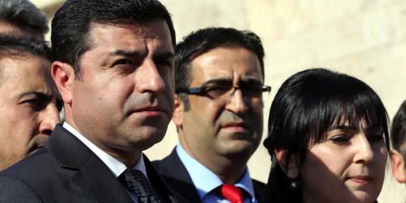 HDP'de parti meclisi toplandı
