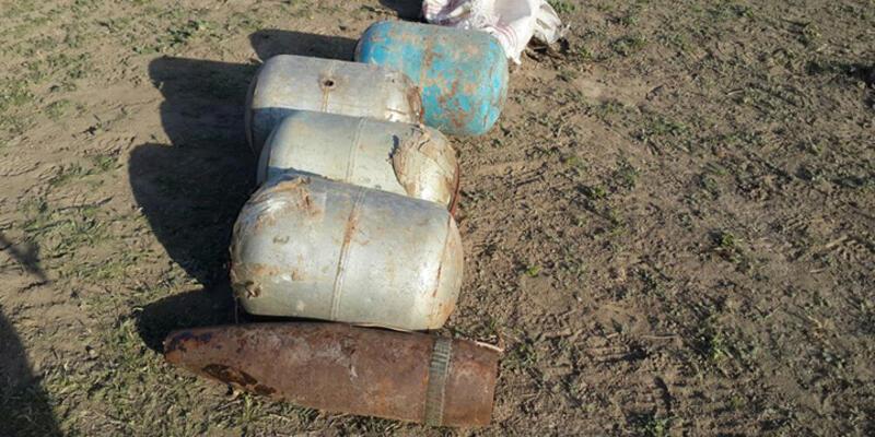 Iğdır'da 500 kilogram patlayıcı ele geçirildi